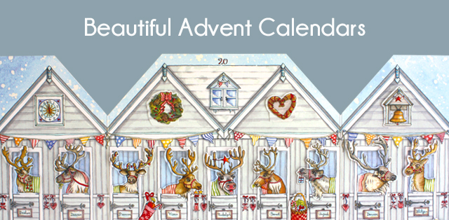 Beautiful Advent Calendars