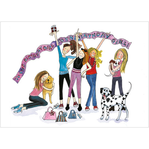 To the Birthday Girl