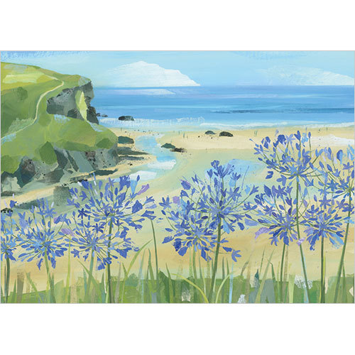 Agapanthus by the Bay