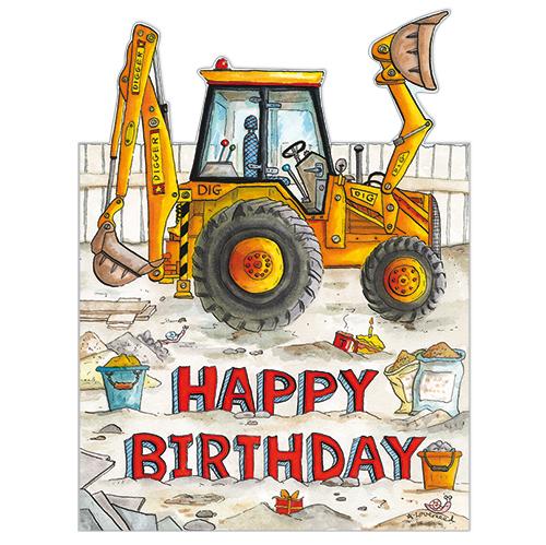 Digger (Happy Birthday)