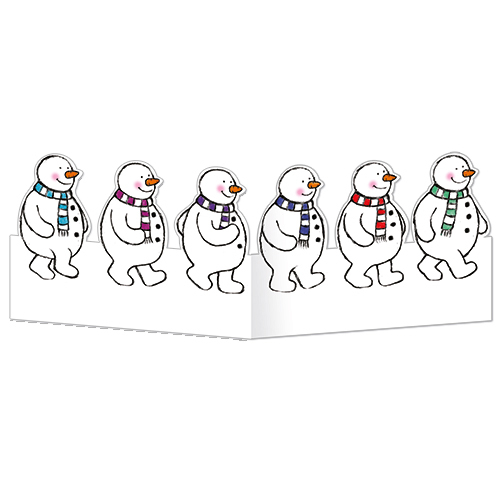 "March Of The Snowmen ""SOLD OUT"""