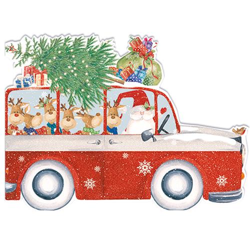 Christmas Car Ride