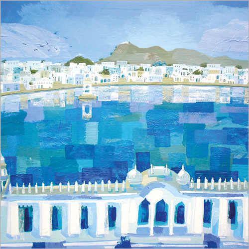 Pushkar Blue