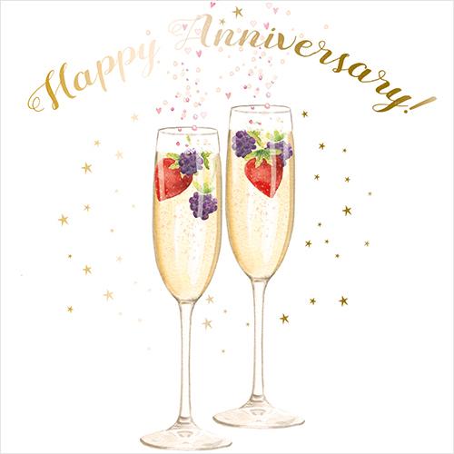 Champagne Anniversary