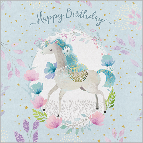 Unicorn Birthday