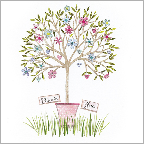 The Thank You Tree