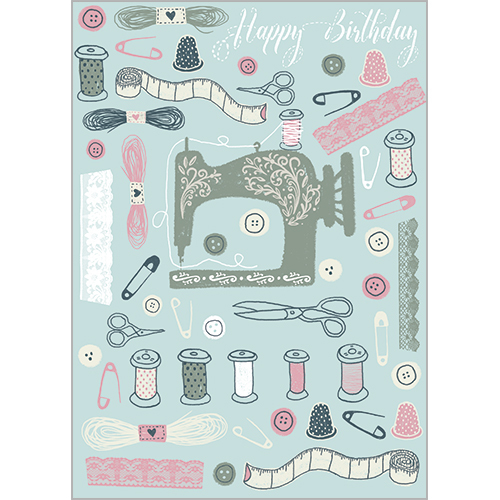Sewing Birthday