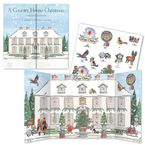 A Country House Christmas Adv Calendar
