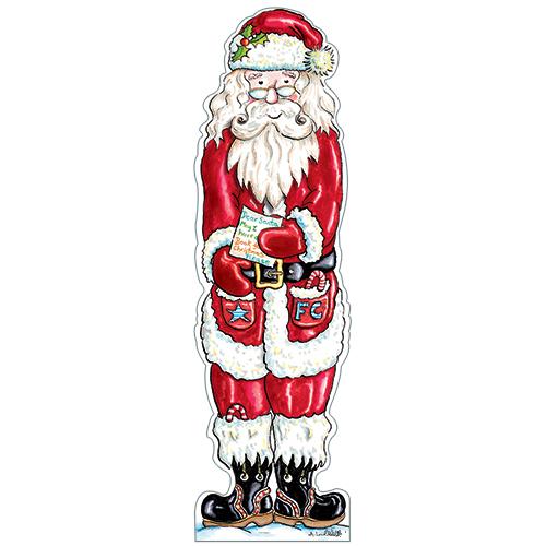 Santa - Bookmark