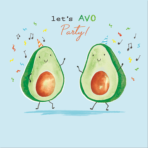 Let's Avo Party!