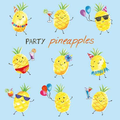 Party Pineapples