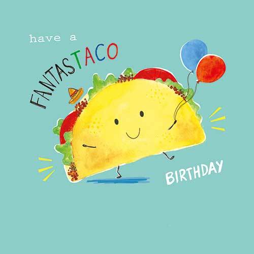 Fantastaco Birthday
