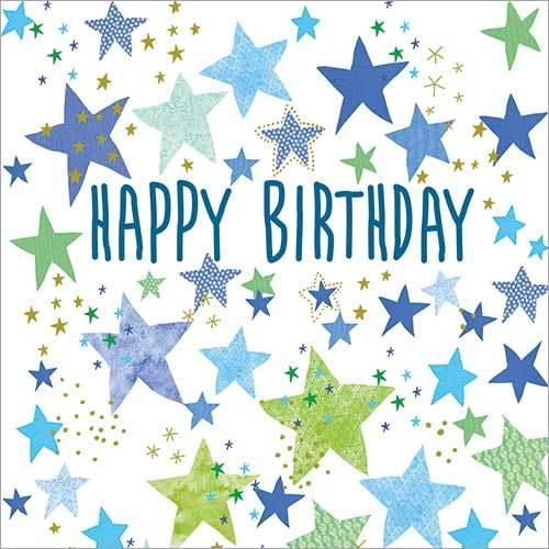 Stars (Happy Birthday)