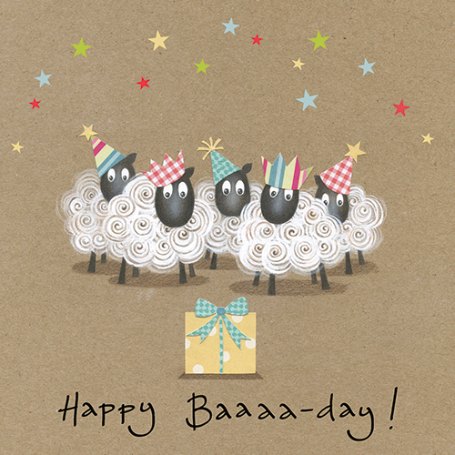 Happy Baaaa-day!