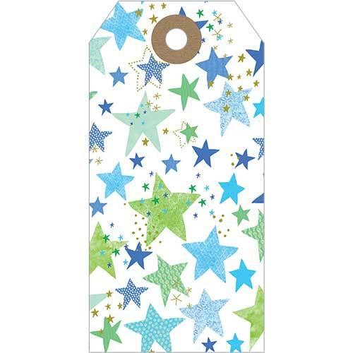Blue Stars (Pack Of 5)