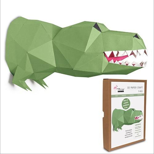 3D Model Kit - T. Rex