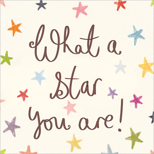 What A Star You Are!