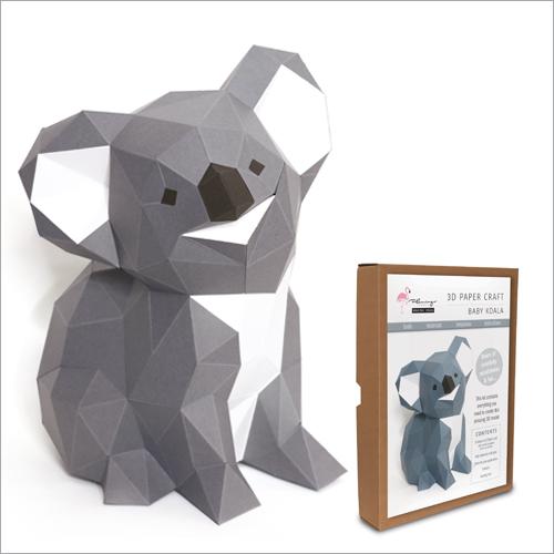 3D Model Kit - Koala
