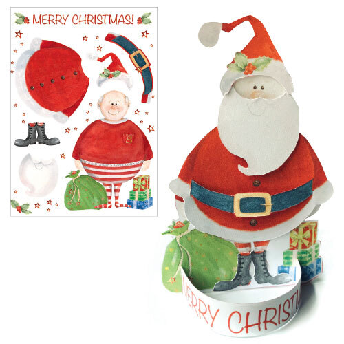 Father Christmas (Single Card)
