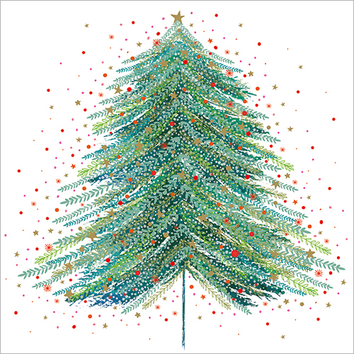 Christmas Tree (Pack Of 8)