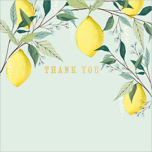 Lemon Tree (Thank You)
