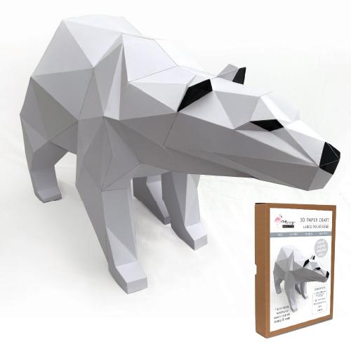 3D Model Kit - Polar Bear
