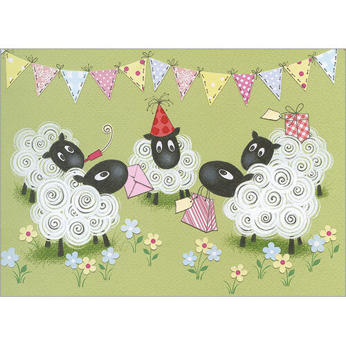 It's Your Birthday (Sheep!)