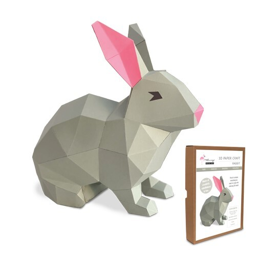 3D Model - Rabbit