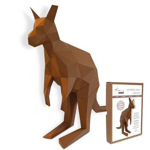 3D Model - Kangaroo