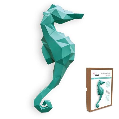 3D Model - Seahorse