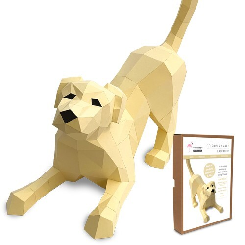 3D Model - Labrador