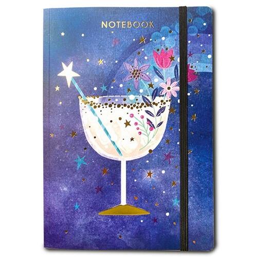 Bubbles Notebook A5