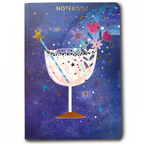 Bubbles Notebook A6