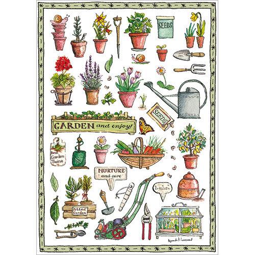 Garden And Enjoy