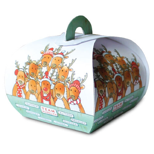 Team Rudolph - Gift Boxes (Pack Of 5)