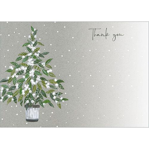 Mistletoe Tree (Pack Of 10)